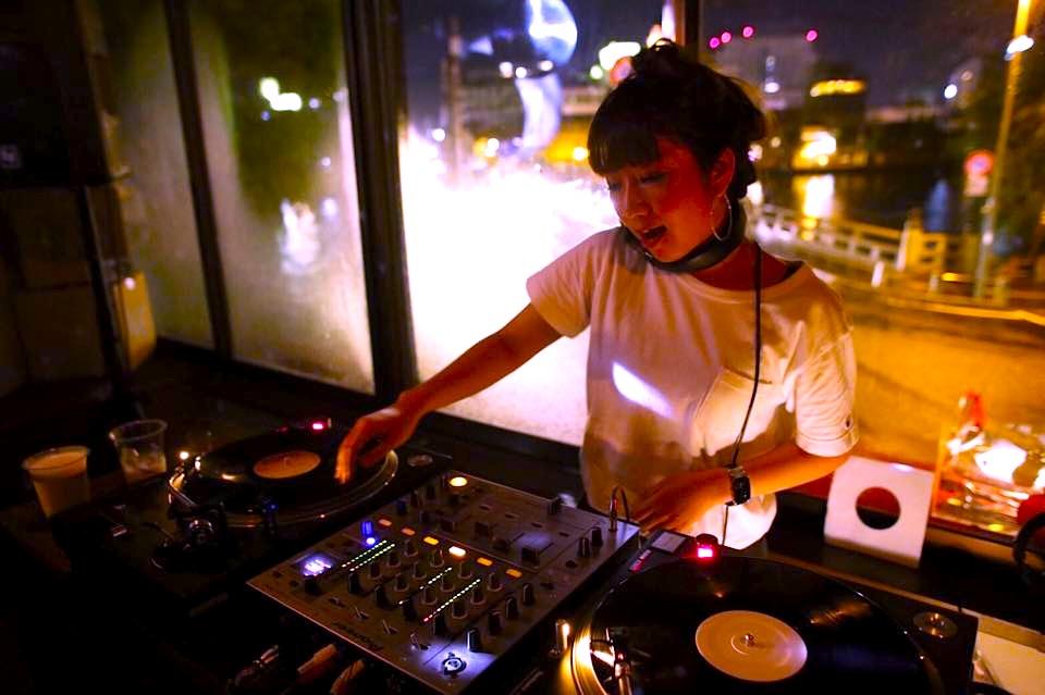 DJ KUMIKO