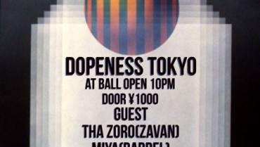 DOPENESS TOKYO