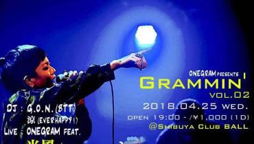 ONEGRAM presents GRAMMIN'