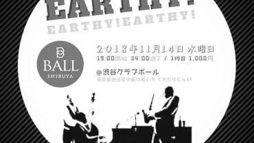 EARTHY ! EARTHY ! EARTHY !