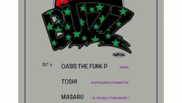 【休業】BUZZ Wednesday